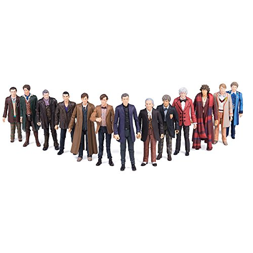 Doctor Who: 5.5 inch 13 Doctor Action Figure (Dr Who 12th Doctor Costume)