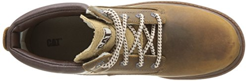 Caterpillar Colorado Burnish Brights - Botas de cuero hombre Beige - Beige (Dark Beige)