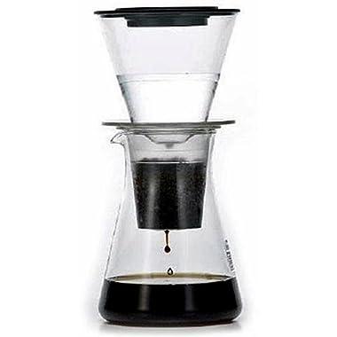 Iwaki Water Drip 4 Cup Cold Brew Dutch Coffee, Tea Maker