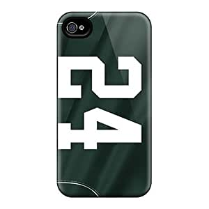 Hot Design Premium OIY2940AifB Tpu Case Cover iphone 6 Protection Case(new York Jets)