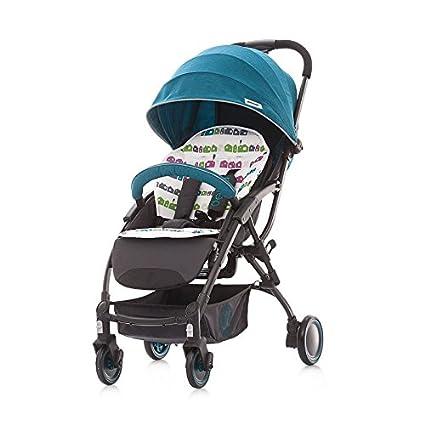 Chipolino Delta - Cochecito de bebé azul