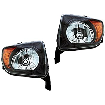 HOLIDAY RAMBLER VACATIONER 2006 2007 2008 LEFT HEADLIGHT HEAD LIGHT LAMP RV