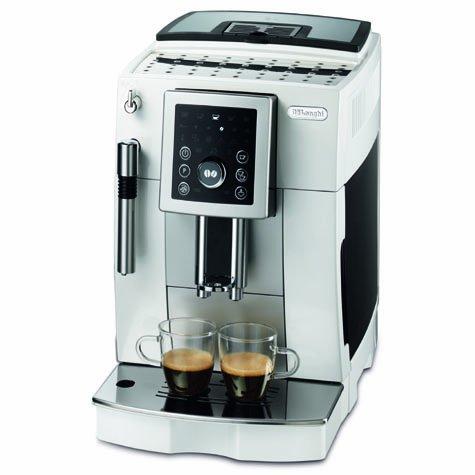 Delonghi ECAM23210SB Super Automatic Coffee Machine, Silver (Renewed) (Best Delonghi Super Automatic Espresso Machine)