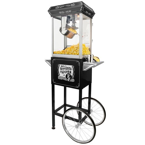 FunTime Sideshow 8 Ounce Popcorn Machine product image