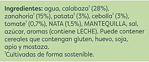 Knorr - Crema Calabaza, 1L: Amazon.es: Amazon Pantry