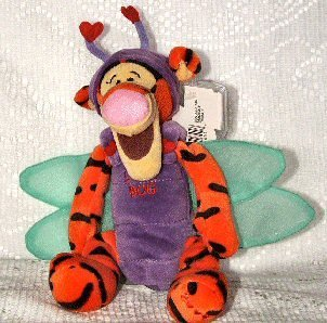 Disney Mini Bean Bag Dragonfly Tigger
