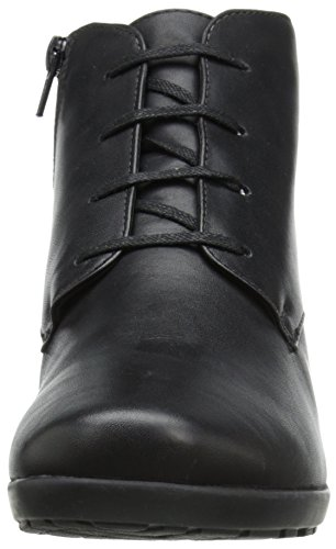 Clarks Allura Astra Boot Black Leather