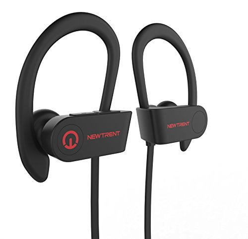 Bluetooth Headphones, New Trent Vigor Wireless Sports Earpho