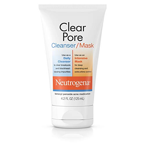 Neutrogena Neutrogena Clear Pore Cleanser Mask, 4.2 oz