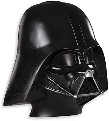 Máscara de disfraces de Darth Vader Star Wars: Amazon.es: Juguetes ...