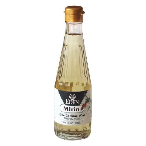 Eden Foods Mirin Rice Cooking Wine 2x 10.5 Oz