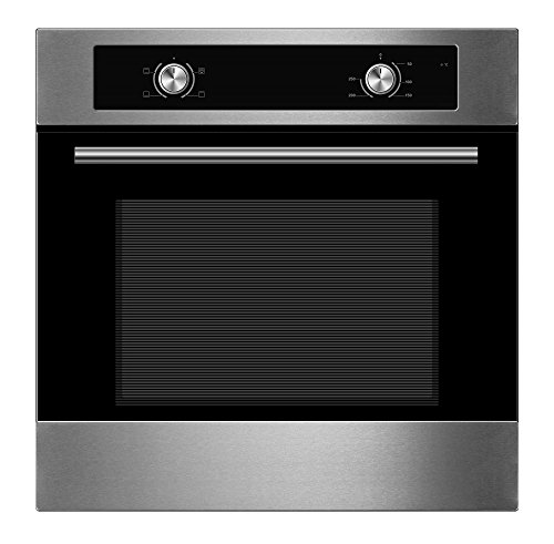Cookology Built-in Electric Single Static Oven in Stainless Steel |...