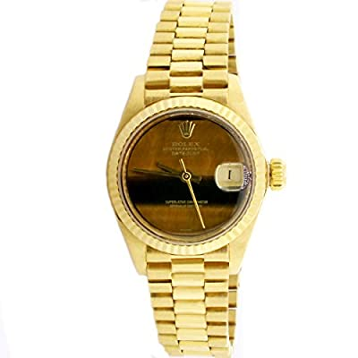 Rolex Datejust automatic-self-wind female Watch 6917 (Certified Pre-owned) by Rolex