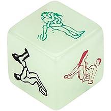 Luminous Fun Dice-SFE-Luminous Novelty Funny Dice Game,Really Fun to Use