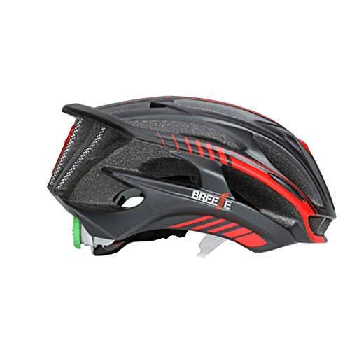 Breeze Electric Fat Tire Bike Safety Helmet Fat Tire E-Bike, Both 500w or 750w Model Options. Bike Helmet Cycling Bicycle Mountain Bike Helmet PC Shell Adjustable for Men Women