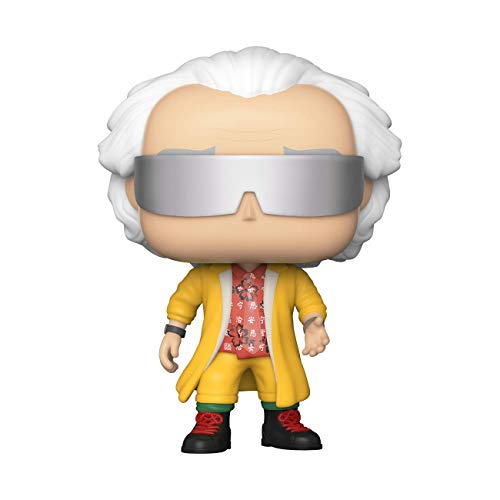 Pop! Movie Back to The Future- Doc 2015