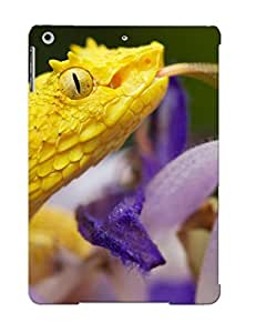 Defender Case For Ipad Air, Animal Snake Pattern, Nice Case For Lover's Gift
