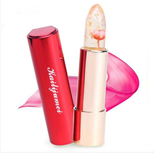 TraveT Color changing Flower Lipstick Lasting