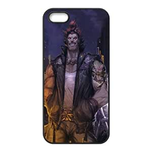 iPhone 5,5S Phone Case Black Akuma street fighter TYTH3764776