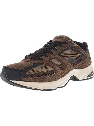Avia Men's Volante Country-M, Dark Chestnut/Chocolate/Black, 7 M US - Walker Men Widths Available Shoes