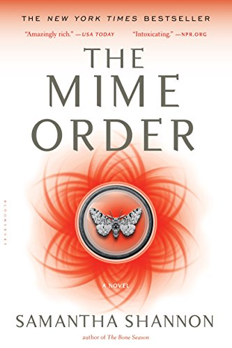 The Mime Order (The Bone Season Book 2) by [Shannon, Samantha]