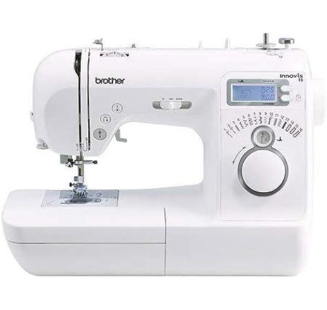 Brother 4977766712637 - Innov-is 15 máquina de Coser electrónica - 16 Tipos de Puntada: Amazon.es: Hogar