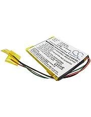 VINTRONS 600mAh Battery for Microsoft Zune 8GB, Zune HVA-00030, Zune HVA-00007,