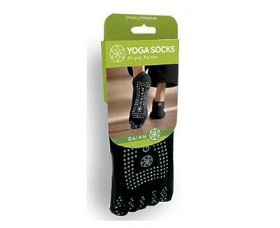 Gaiam Yoga Socks by Gaiam