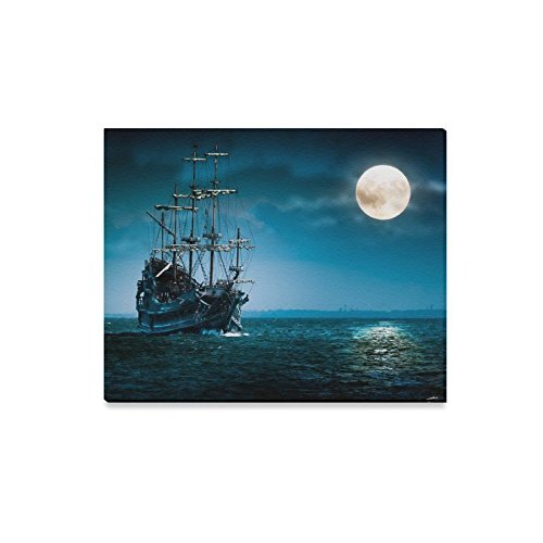Pirate Ship Wall Art: Amazon.com