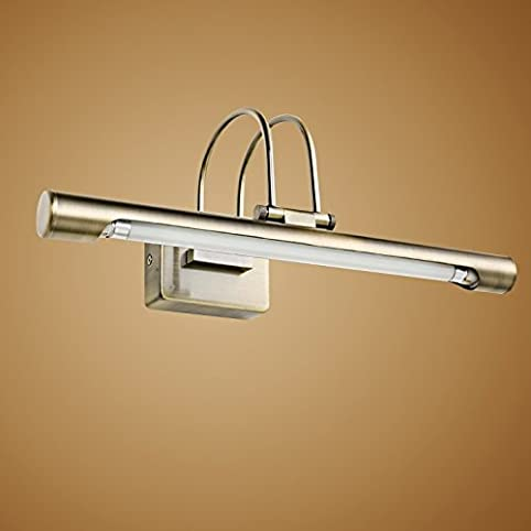 TYDXSD Amerikanische retro American Spiegel Lampe führten ...