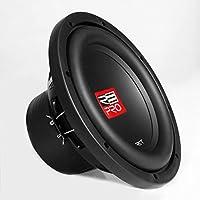 REAudio RTPRO10D4 10 Dual 4 Ohm RT Pro Series Car Subwoofer, Set of 1