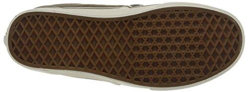 Vans M Atwood Mte - Zapatillas bajas, Hombre Marrón (Mte/Brindle/Marshmallow)