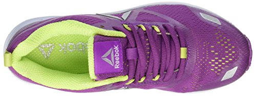 Violet electric Scarpe silver white Running Flash vivacious Reebok Ahary Viola Runner Donna wg78qHfp0