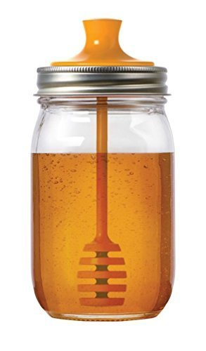 Honey Dipper Fits Regular Canning Jars