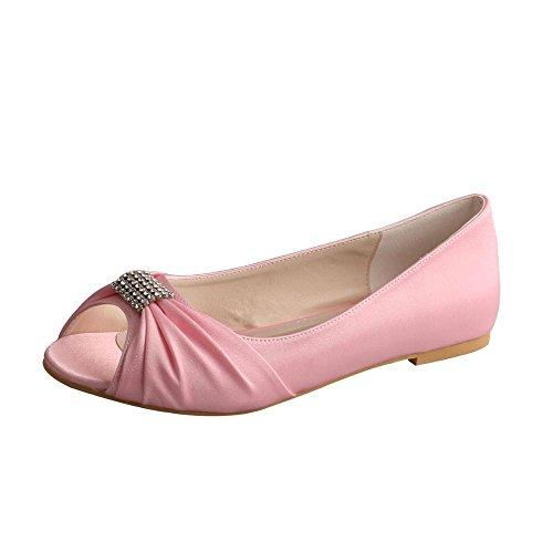 donna Wedopus Ballet donna Wedopus Pink Pink Ballet Wedopus 6pnBqnfCw