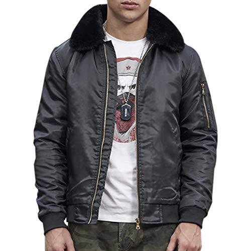 winter thicken jacket warm fur