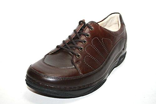 467 Brown Berkemann 01901 Celeste Women's Shoe Combi Low Brown qwRqS