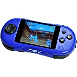 Anncia PDC100 Games Handheld Player with 2.4-Inch Color Display (P100 Blue)