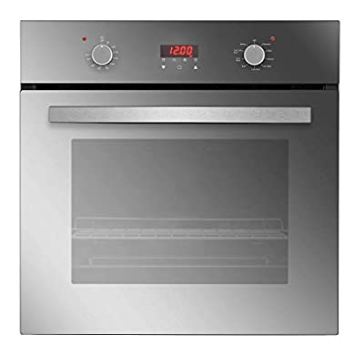 "Empava 24"" 9 Cooking Functions Push Button and Digital Control Built-in Convection Single Wall Oven EMPV-B17LTL"