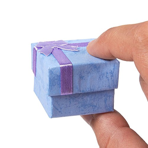 24-Piece Gift - Box for Anniversaries, Birthdays, Colors - 1.6 1.2
