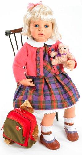 Zapf Chair - Zapf Creation Fondest Memories Marie School Days Doll