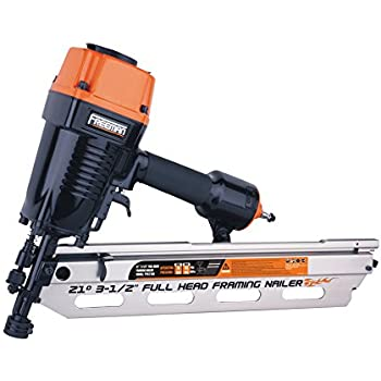 Freeman PFR2190 21-Degree Full-Head Framing Nailer - Power Framing ...