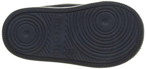 Naturino Falcotto New Smith Vl - Zapatos de primeros pasos Bebé-Niñas Bleu (Navy Bianco)