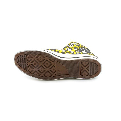 36 50 color mujer amarillo Leopard talla Zapatillas para 15 308440 Converse de tela RSqPw5w