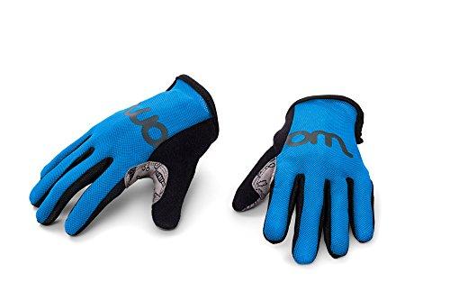 woom Children Gloves (Ages 2-5), Blue, Size 5