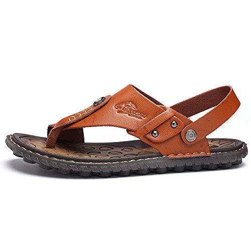 KK.liangxie Sommer - - - Sandalen Jugend Pantoffeln Beach - Schuhe Blau Eu40Cn41 189387