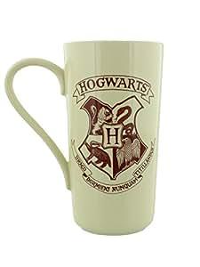 HARRY POTTER Taza de café, cerámica, Beige, 8 cm