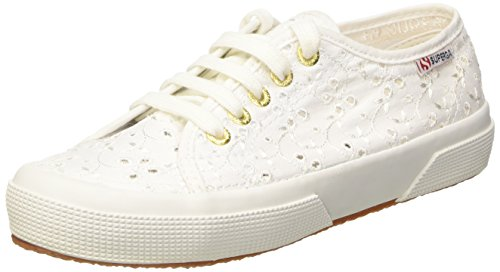 Zapatillas para Sangallosatinw 901 2750 White Superga 38 mujer ZxEwtq51