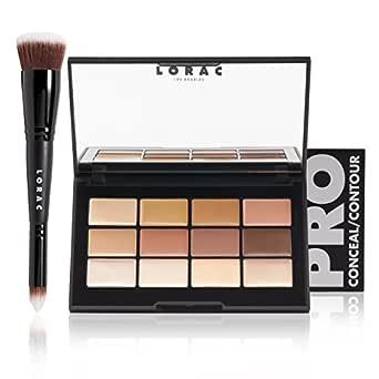 LORAC Pro Conceal/Contour Palette and Brush