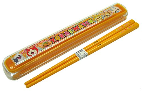 Yo-kai watch Chopsticks Set (Orange) HS-11